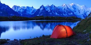 best backng tent