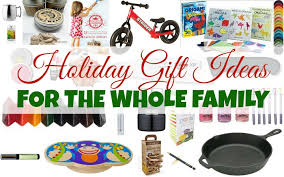 Christmas Gift Ideas Family Or By Holiday Gift Ideas