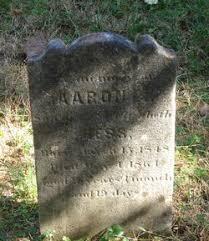 Aaron Hess (1848-1864) - Find A Grave Memorial