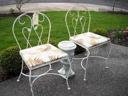 outdoor wrought iron furniture. 13 Photos Of The Advantages Wrought Iron Patio Furniture Outdoor