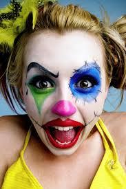 zombie clown makeup ideas photo 1
