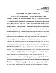 gender issues research topic do parents have different hopes and  4 pages essay 2 critical thinking