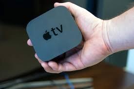 apple tv box. apple tv (2015) tv box