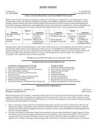 Click Here to Download this Employee Training Manager Resume Template!  http://www