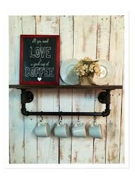 Rustic Industrial Kitchen Savvy Handmade Industrial Decor Ideas You Can Diy For Your Home