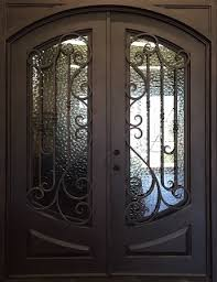 glass front doors with iron. Perfect Iron 6u00270 For Glass Front Doors With Iron A