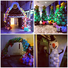 Decorating With Balloons Balloon Decoration Ideas That Balloons