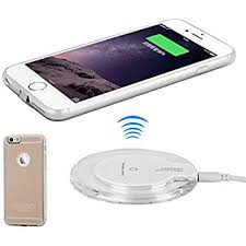 iphone wireless charging pad. wireless charger kit for iphone 6 plus, antye qi charging pad and iphone