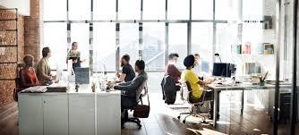 interior design office jobs. Business Team Working In An Office Interior Design Jobs
