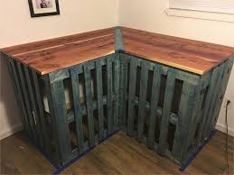 diy dog cage tv stand dog kennel corner table diy