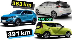 top 10 upcoming electric cars in india