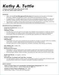 Sample Profile Statement For Resumes Sample Profile Statements For Resumes Profile Statement Examples For