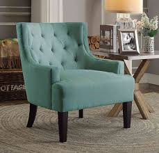 Teal Chair Homelegance Dulce Accent Chair Teal 1233tl