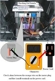 wiring diagram for a washer the wiring diagram hydrowave ge washer repair guide wiring diagram