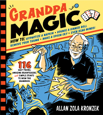 Grandpa Magic Aims To Reconnect Generations – Dan's Papers