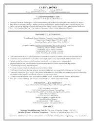 Principal Resume Template School Principal Resume School Principal