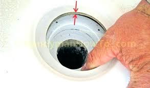fix leaking shower drain shower drain leak replace shower drain fine removing shower drain contemporary bathtub