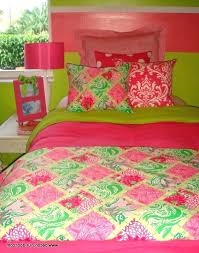 lilly pulitzer duvet covers queen room pink dorm room bedding