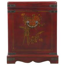 Hammary Hidden Treasures Trunk Coffee Table Trunk End Side Tables Youll Love Wayfair