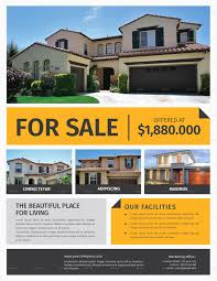 realtor open house flyers realtor brochure examples fresh open house flyer davidhowald com