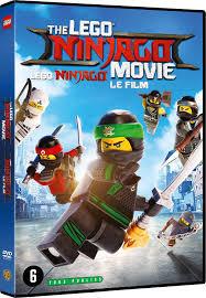 Lego ninjago, le film [FR Import]: Amazon.de: Chan, Jackie, Theroux,  Justin, Franco, Dave, Bean, Charlie, Fischer, Paul, Chan, Jackie, Theroux,  Justin: DVD & Blu-ray