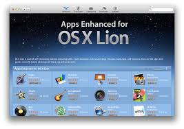 Mac App Store Gets Enhanced For Os X Lion Section Tnw Apple