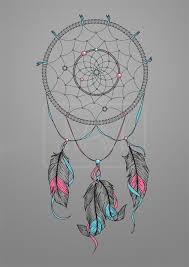 How To Draw A Dream Catcher Dream Catcher Drawing on Behance Good tattoos for youLove it 43
