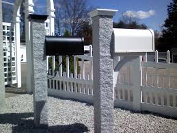 wood mailbox posts. Mr Fence Vinyl Aluminum Wood Chain Link Arbors And Deck Mailbox Posts