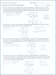 writing algebraic equations from word problems worksheet fresh systems algebra 2 gallery expressions worksheets pro