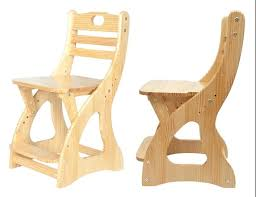 wooden chair for child modern wooden study chair for student children kids furniture seat height adjule wooden chair for child