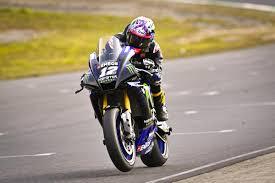 Training hard: Viñales rides his <b>Yamaha R1</b> in France   MotoGP™