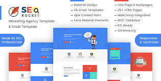 marketing slick template seo digital marketing agency template pack agency re marketing