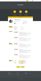 Jobmonster Job Board Psd Template By Noothemepsd Themeforest