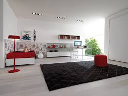 bedroom ideas for teenage girls red. Exellent Teenage Cute Teenage Girl Bedroom Ideas With Contemporary Red And White Single Bed  Fancy Freestanding Lighting Design For Teenage Girl Bedroom  With For Girls Red