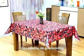 laminated cotton table cloth fabric plastic tablecloth 70 round lamina