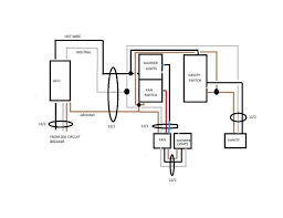 nutone bathroom fan wiring diagram wiring diagram wiring diagram panasonic bath fan the