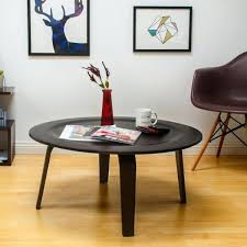 mod coffee table lexmod pioneer transpa