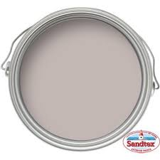 Sandtex Ultra Smooth Masonry Paint Soft Heather 5l In