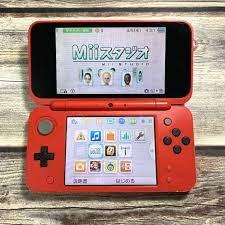 Máy Nhật Cũ] Máy Chơi Game New Nintendo 2DS LL Pokemon Code 4766