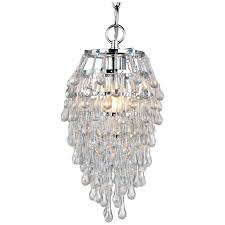 crystal light with corbett ing tiara bathrooms design wood chandelier candle dining room bathrooms small crystal