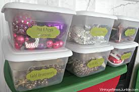 diy decorated storage boxes. Nice Looking Christmas Decoration Storage Encouraging Diy Holiday Ornament Organization Ideas To Boxes Containers Bags Decorated C