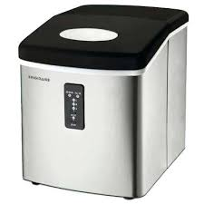 stand alone ice maker.  Maker Small Stand Alone Ice Maker Lb Freestanding In Stainless Steel To K