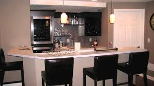 Basement Kitchen Bar St Louis Finished Basements Wet Bar Design Youtube