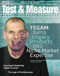Modern Test & Measure: September 2014