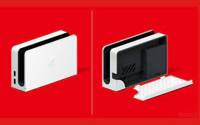 Nintendo Switch OLED: sold separately ...