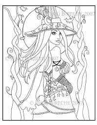Gothic Coloring Pages Gothic Coloring Pages Gothic Fairy Coloring