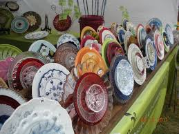 10 images about glass yard art on glass garden art photo details from these