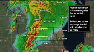Storms lash southern Wisconsin, prompt ...