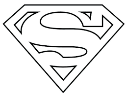 batman symbol coloring page. Fine Page Batman Symbol Colouring Sheet Coloring Pages Superman Logo Sheets Ng Page  For Batman Symbol Coloring Page I