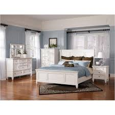 B672-31 Ashley Furniture Prentice - White Bedroom Dresser